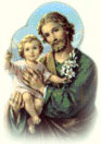 Saint Joseph, The Holy Spirit